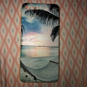 Accessories - Beach iPhone 8 Plus phone case